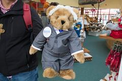 Teddy Bear 7 (1 of 1) (paigebollman) Tags: vermont vermontvacation thingstodoinvermont vermontteddybear teddybear teddybearfactory berniesanders berniebear bernie sander sanders election