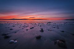 ludden beach sunset (explored) (DannyBradley) Tags: explore sunset seascape sky inishowen d7000 donegal flickr landscape