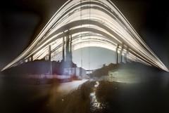 Nice - Magnan [EXPLORED] (jpmiss) Tags: sun verylongexposure pinhole startrail astrophotography sténopé solargraphy experience experiment nice provencealpescôtedazur france fr