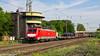 DB 189 089 on EZ 51222 at Ratingen  Lintorf (37001 overseas) Tags: db deutschebahn dbschenker dbcargo 189089 ez 51222 45715 kijfhoek seelze köln gremberg class189