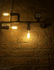 Plumbed in lighting (neil t3) Tags: nex7 liverpool thewirral