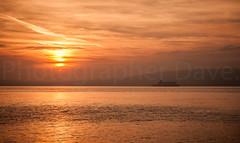 Stunning Sunset. (Photographer Dave C) Tags: sky stunning sun sea sunset spring summer bangor beauty belfastlough boats photography photographerdave passion photograph photographer canon colour canon40d creative canonofficial 2017 mygearandme mymindseye
