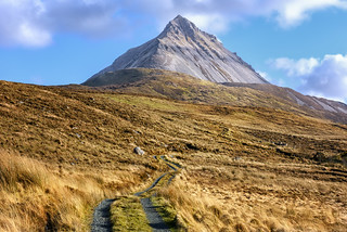 """The Bearded Road to Errigal"""