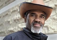 James (jeffcbowen) Tags: james street stranger toronto portrait thehumanfamily hat