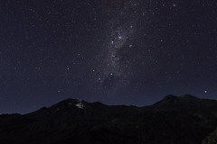Huemul_estrellas3 (JLopezS) Tags: laguna huemul chillán chile