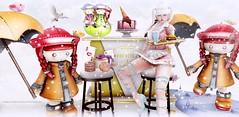 WAITRESS (Annyzinh Oliveira) Tags: belle epoque the epiphany les sucreries de fairy liaison collaborative on9 breathe ayashi cs