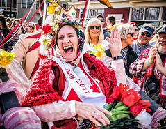 In All Her Glory (Paco_X) Tags: dyngusday polish cleveland ohio polska pageant crown
