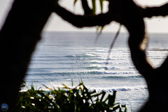 Through the Gap (Moore_Imagery) Tags: surf surfer surfing wave waves lines barrel barrels tubes snapper snapperrocks coolangatta cooly coast goldcoast goldy australia qld queensland winston cyclone swell ocean rocks sand beach beautiful landscape photography 2016