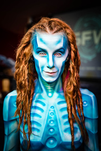 The Midlands Bodypaint Project