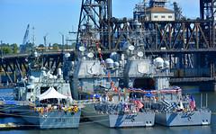 Navy Ship Tours (swong95765) Tags: military navy display docked ships tour fleetweek tours