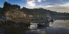 Embarcadero/ Pier (Jose Antonio. 62) Tags: embarcadero quay boat lanchas water agua pier muelle