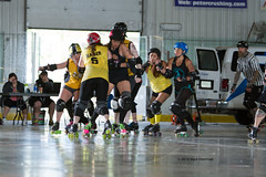 2016-06-05 Block Party Game 7_004 (Mike Trottier) Tags: blockparty canada derby lcrd lilchicagorollerderby miketrottier miketrottierrollerderbyphotography moosejaw rollerderby srdl saskatchewan saskatoon saskatoonrollerderbyleague whitewood srdlsaskatoonrollerderbyleague can