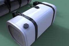 fuel tank 1 (oguzhan06) Tags: renault range t depo fuel tank