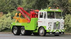 Foden S80 Redgate Heavy Recovery Gorton  IMG_8422 (Frank Hilton.) Tags: classic truck lorry eight wheel maudsley aec atkinson albion leyalnd bristol austin outside heavy haulage crane 8 axle