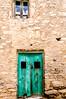 Lefkes, Paros (Kevin R Thornton) Tags: d90 nikon travel architecture green mediterranean greece door facade lefkes paros egeo gr