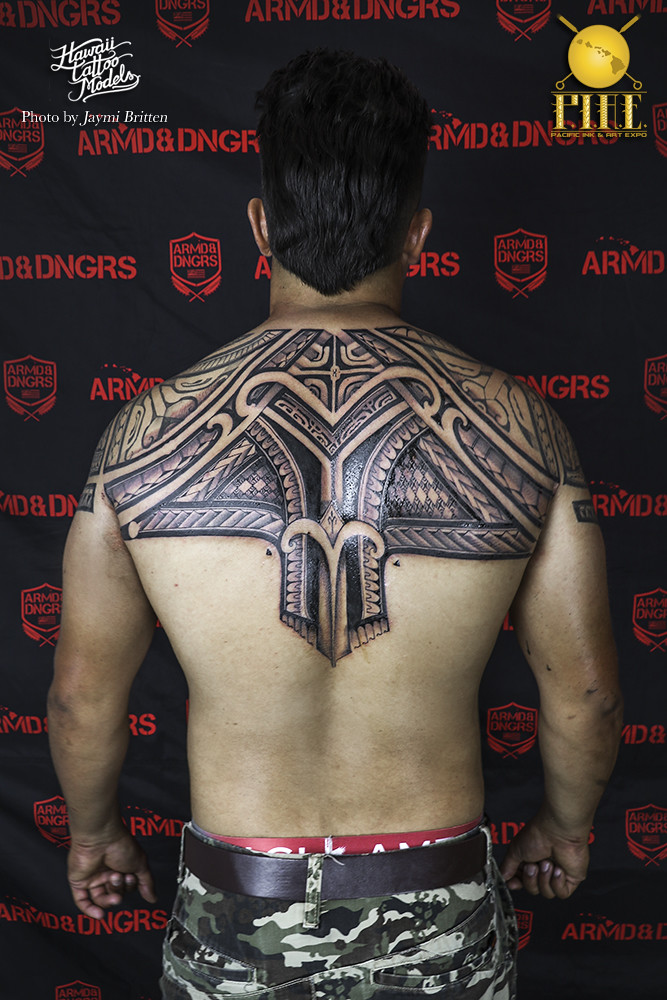 The world 39 s best photos of polynesian and tattoo flickr for Tattoo expo hawaii