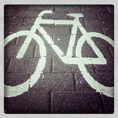 Bike friendliness (cekuphoto) Tags: germany trier art genius instagram instaphoto mobile oddity retro s6 samsung surprise surprising unexpected urban weird