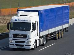 M.A.N TGX XLX Barva Avto (UA) (LiTTLeeG.photo) Tags: man tgx xlx barva avto