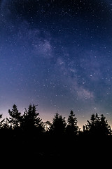 Milky Way somewhere in France ... (aureliemourlon) Tags: voie lactee milky way astrophotographie astrophotography france etoiles star d3300 night astrometrydotnet:id=nova2032173 astrometrydotnet:status=solved