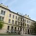 A Szeged- Csanádi Egyházmegye által fenntartott, Gál Ferenc Főiskola Pedagógiai Karának épülete Szarvason