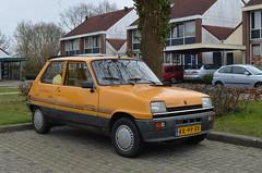 1984 Renault 5 Parisienne KK-99-XV (Stollie1) Tags: 1984 renault 5 r5 parisienne kk99xv lelystad