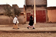 Women in Tinghir, Marocco (micheledini) Tags: travelling moment streetphotography women marocco memories travel ontheroad culture different