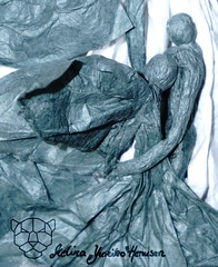 Zoon Logon Echon Part 8 (Yureiko) Tags: yureiko tessellation papierfalten papier art kunst origami paperfolding paper 折り紙 おりがみ shiborigami