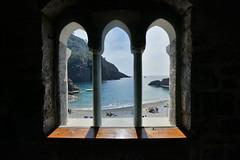 Abbazia di San Fruttuoso, Camogli,  Liguria, Italy April 1, 2017 560 (tango-) Tags: monastero monastery abbey sanfruttuoso liguria italia italien italie italy
