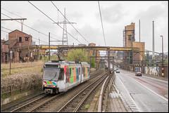 01-04-17 TEC 7404, Marchienne-au-Pont (Julian de Bondt) Tags: charleroi tec metro leger premetro tram