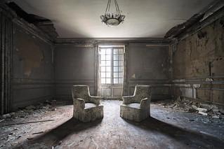 Elegantly decayed
