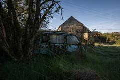 DSC_4298 (Foto-Runner) Tags: urvbex lost decay abandonné épaves car voitures ferme