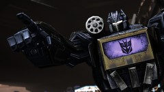 Autobots Detected (BarricadeCaptures) Tags: transformers war for cybertron wfc chapter vi 6 defend iacon decepticon scientist soundwave game screenshot screencap