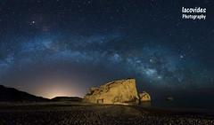 Galaxy (Andreas Iacovides) Tags: milkyway galaxy nightphotography nightscape petra tou romiou canon eos 5d mark iii