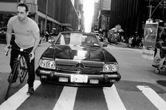 NYC (Amateur Zen Magazine) Tags: nikon f6 film delta400 sb800