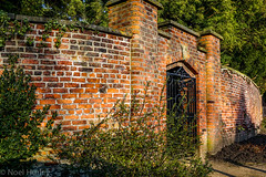 The Secret Garden. (Snipsnapper. May i thank anyone who takes the time) Tags: garden gardens walled wall gate secret victorian victoriansecretgarden wroughtirongate gated
