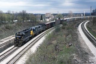 CSX 6501 West Pittsburg