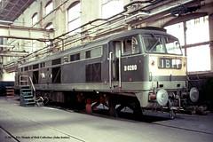 Photo of c.1970 - Swindon Works.