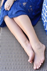 How to Get Ultra Smooth Legs for Spring (GirlWithCurves) Tags: girlwithcurves skintimate patiofurniture nudepumps skincaretips shavingtips taneshaawasthi