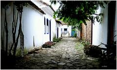 Paraty - Rua do Fogo. (o.dirce) Tags: rua paraty centrohistórico riodejaneiro odirce