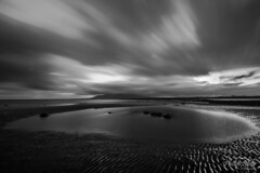 Minerstown Beach (Philip Blair's Photos) Tags: 2017 d750 april caravan easter newcastle nikon minerstown beach 1635f4 lee filters county down sunset lomg long exposure ulster northern ireland