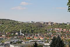 (crowfoto) Tags: landscape city tuebingen tübingen church clinic hospital