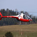Swiss Helicopter HB-ZOA Guimbal Cabri G2