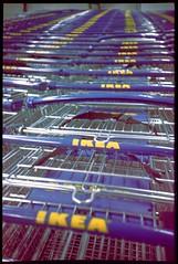 Ikea (Moryc Welt) Tags: kodak ektachrome kodake100g epsonv600 iscanforlinux gimp lomo lca expired slides transparency tetenalcolortec diy homemadesoup