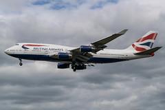 British Airways / B744 / G-CIVX / EGLL 27L (_Wouter Cooremans) Tags: egll lhr heathrow spotting spotter avgeek aviation airplanespotting british airways b744 gcivx 27l britishairways