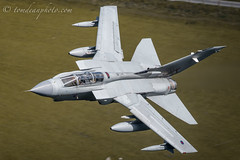 12(B) Sqn RAF Tornado GR4 'JACKAL 11' ZA612 (Tom Dean.) Tags: tomdean d810 nikon wales tornado gr4 jackal jet marham
