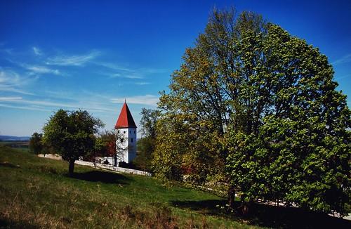 Evangelische Pfarrkirche Mönchsdeggingen