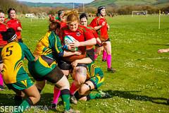 2017:03:25 14:21:12 (serenbangor) Tags: 2017 aberystwyth aberystwythuniversity bangoruniversity seren studentsunion undebbangor varsity rugby rugbyunion sport womens