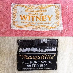 Photo of An evening playing with vintage blankets ?? ?? ?? #textiles  #vintageblanket #vintage #witneyblanket #witneyblankets #woolblanket #vintagewoolblanket
