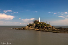 Mumbles Head at Low Tide (Eiona R. [Busy over the Weekend]) Tags: themumbles wales unitedkingdom gb wfc