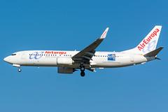 EC-LTM (MikeAlphaTango) Tags: aviation mxp airplane airport milan milano aereo aviazione avion aviones malpensa aircraft jet boeing 737 b737 aireuropa